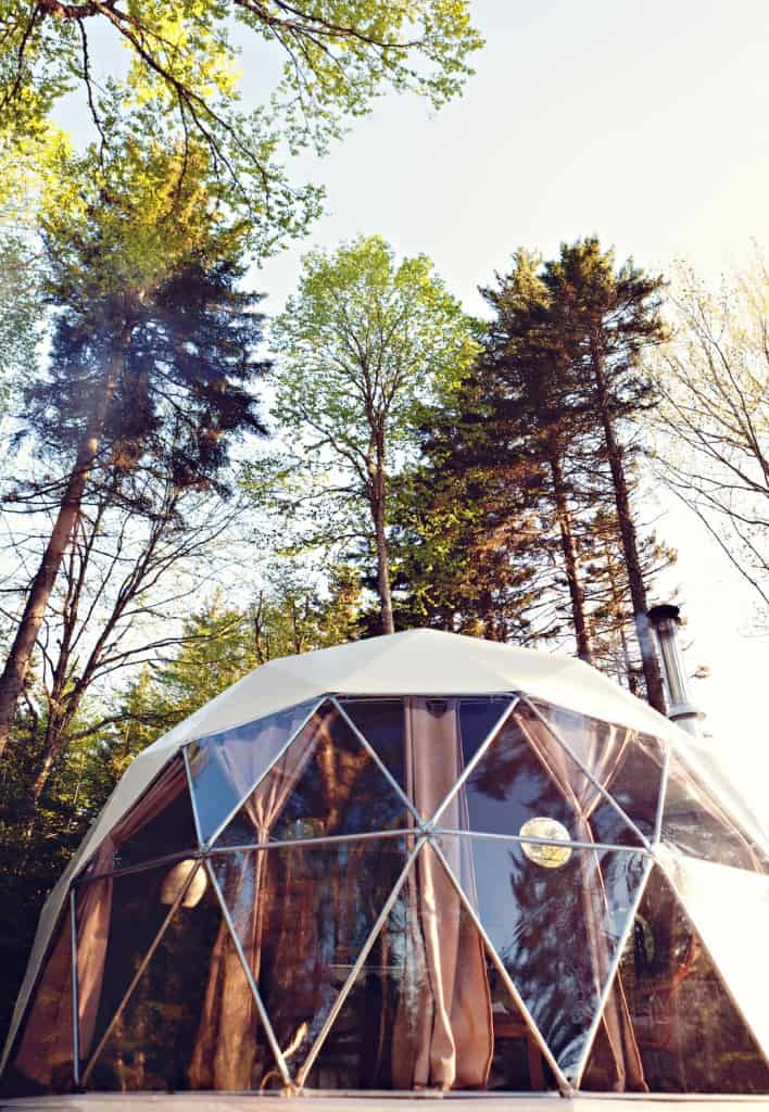 Ridge backlodge -The Dream Domes
